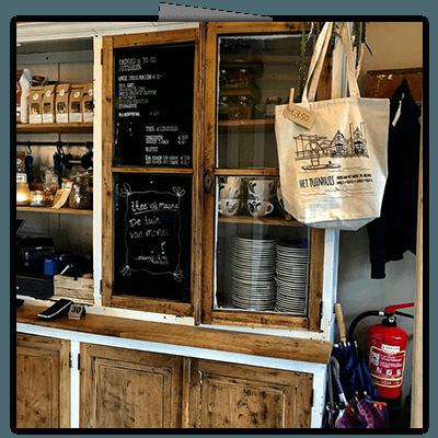 Creayv foto illustratie Tuinhuis Aalsmeer op shopper_1