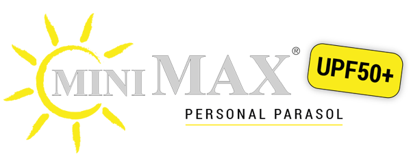 Logo miniMAX personal parasol