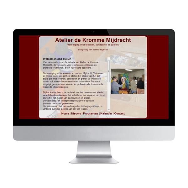 Oude - voor 2013- website Atelier de Kromme Mijdrecht