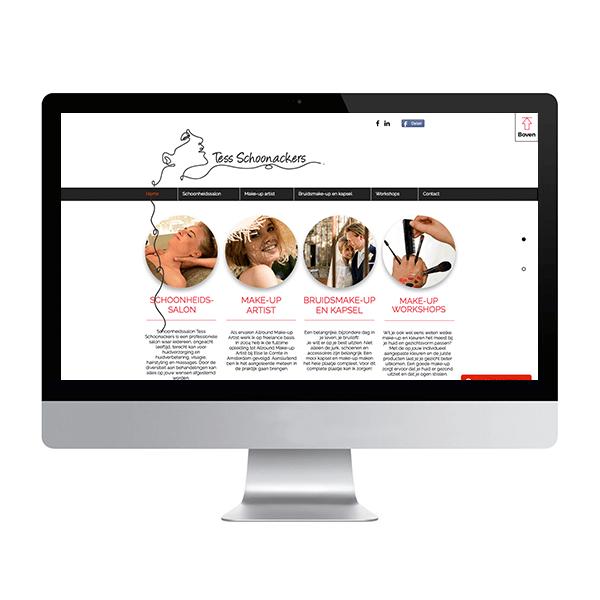 Website Tess Schoonackers